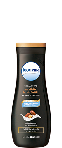 Crema Corpo all'Olio di Argan
